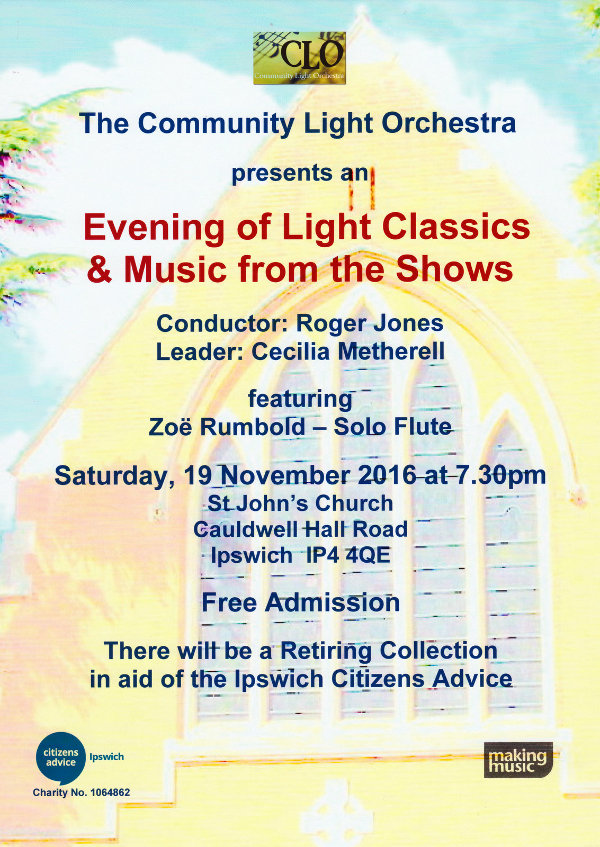 Community Light Orchestra
