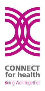 connect 4 health logo